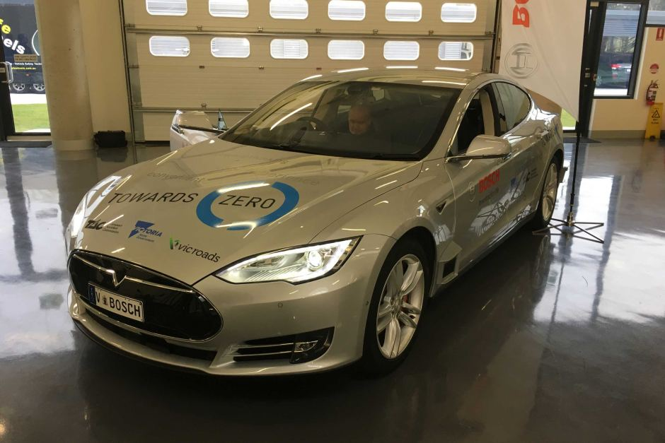 Self Driving Car in Australia