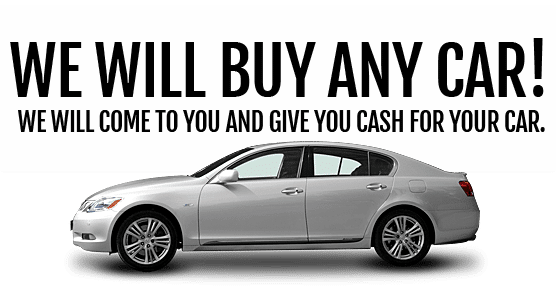 Places That Buy Your Car For Cash